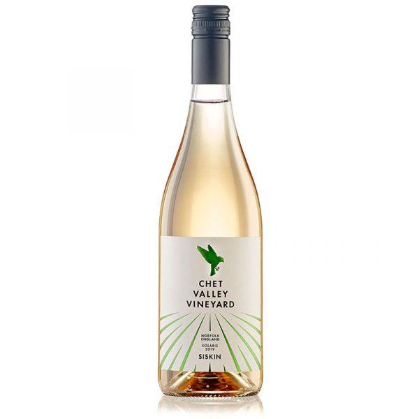 chet valley siskin solaris white wine 2019