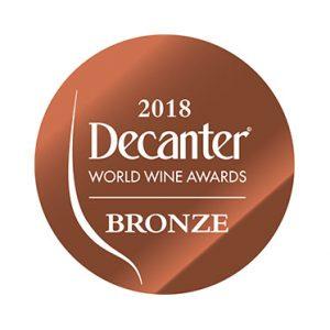 decanter world wine awards 2018 bronze