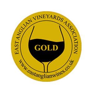 east anglia vineyards association gold award chet valley vineyard