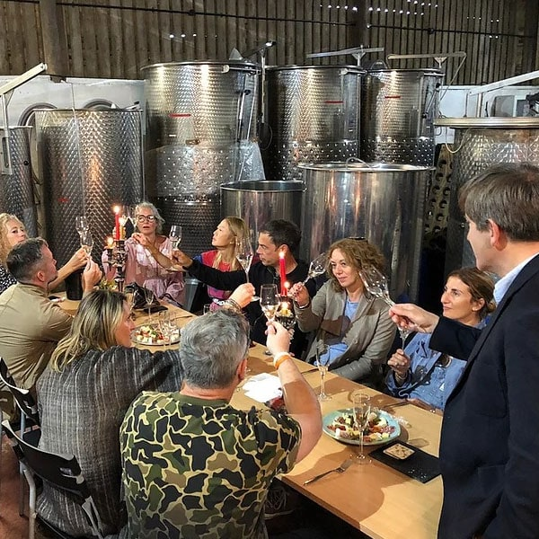 Wine Tasting Tours Norfolk