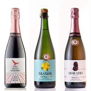 Mixed case of 6 sparkling wines